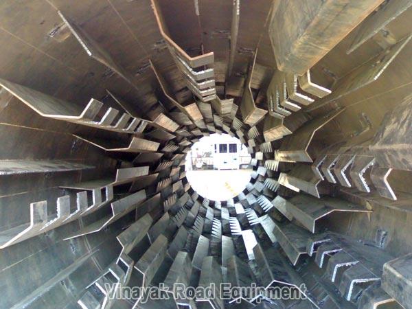 Dryer Drum - Inside View
