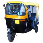 Bajaj Three-Wheeler Parts