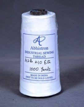 Spun Polyester Bag Closing Threads (ASB 210 EQ V)