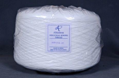 Spun Polyester Bag Closing Threads (ASB 312 EQ JC)