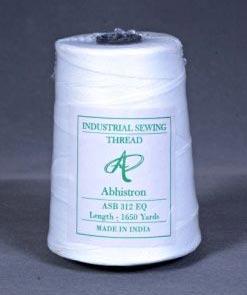 Spun Polyester Bag Closing Threads (ASB 312 EQ V)