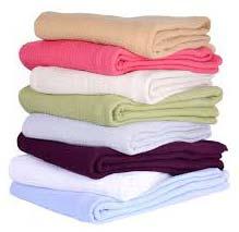 Fancy Coloured Blankets
