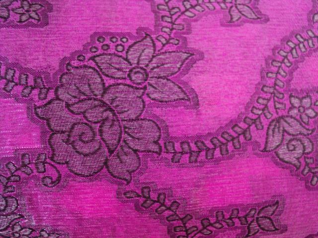 Tissue Jacquard Fabric