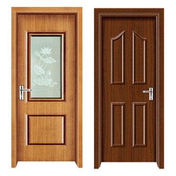 Wood Entry Doors