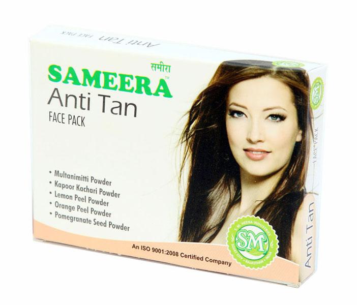 Sameera Anti Tan Face Pack