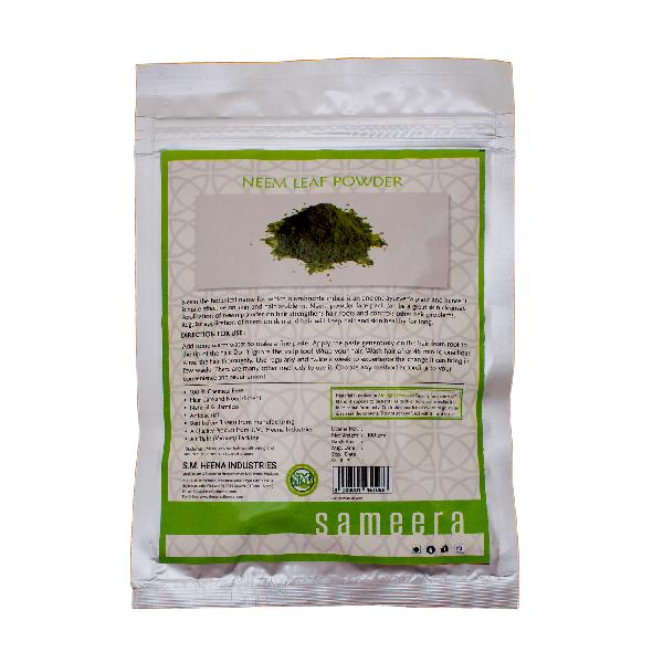 Sameera Neem Leaf Powder 02