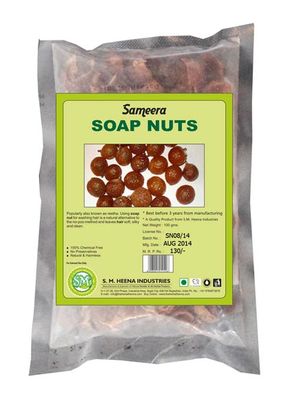 Sameera Soap Nuts