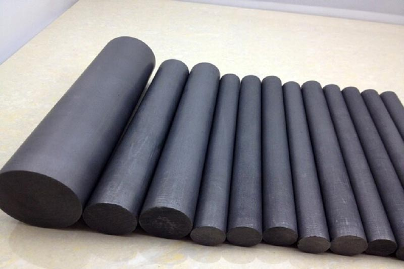 Graphite Filled Ptfe Rod