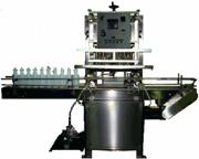 the fill volume of an automated filling machine