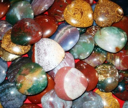 Heart Shaped Gemstones