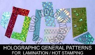 Holographic Films Manufacturer and Supplier