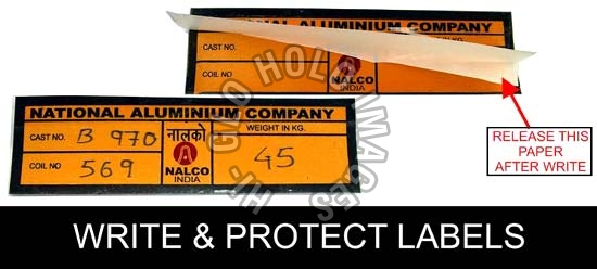 Write Protect Labels