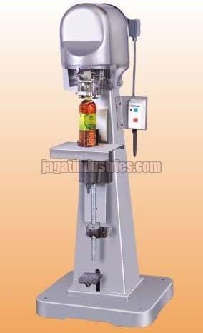 single capping machine