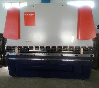 CNC Component Bending Services