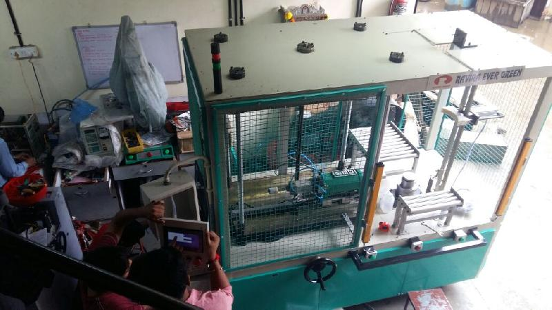 Automatic Gas Cylinder Welding Machine