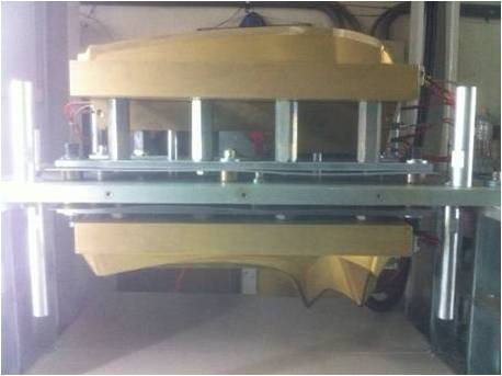 HP Tool Moulding Machine