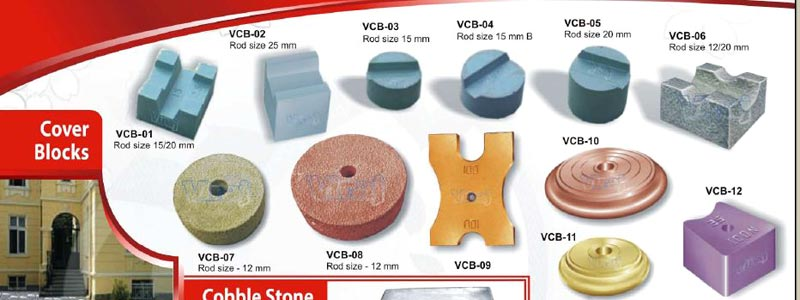 Cover Block Moulds Suppliers