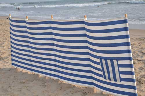 Beach Windbreaks With Matching