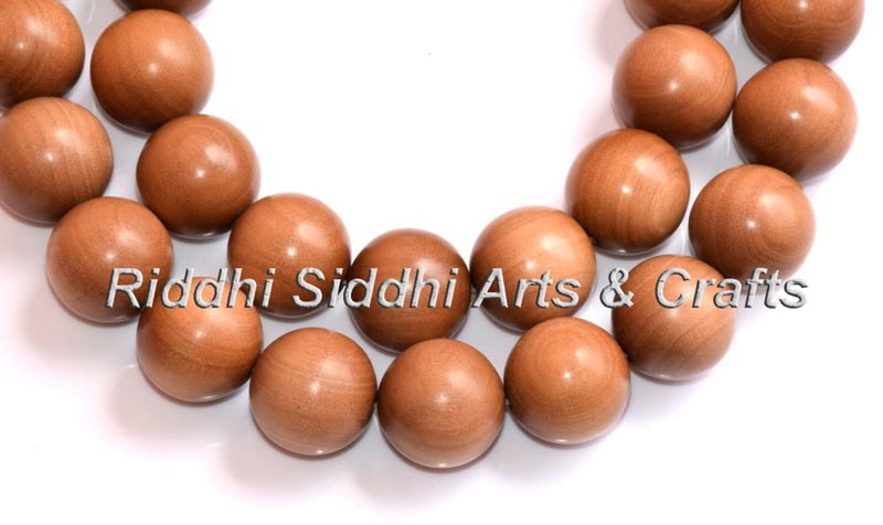Sandalwood Buddhist Mala