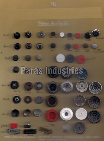 Shank Buttons