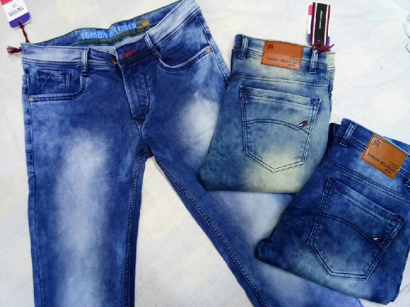 Cloud Wash Jeans