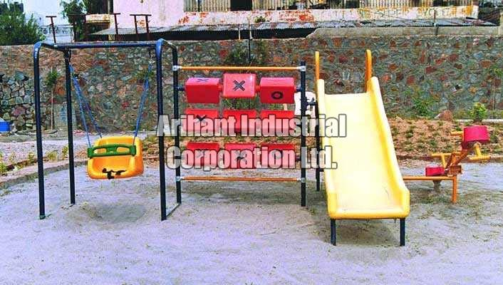 Toddler Multi Activity Play System
