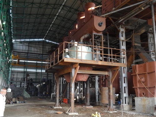 Automatic Jaggery Powder Plant