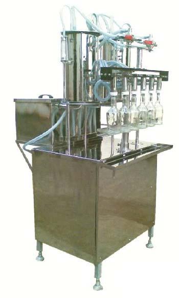 automatic bottle filling machine pdf