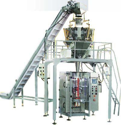 Multi Head Combination Weigher Machine