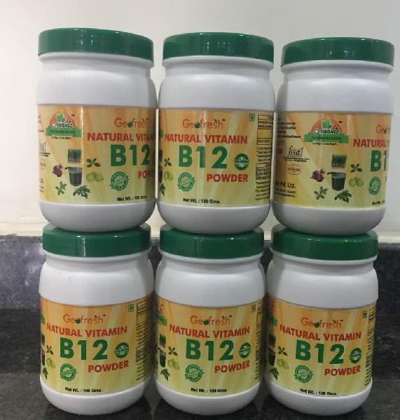 B 12 powder