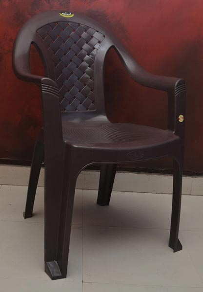 Plastic High Back Chairs