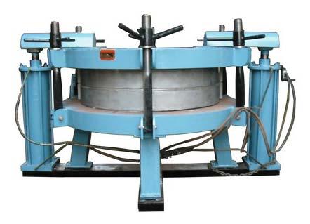Tractor Tyre Retreading Machine