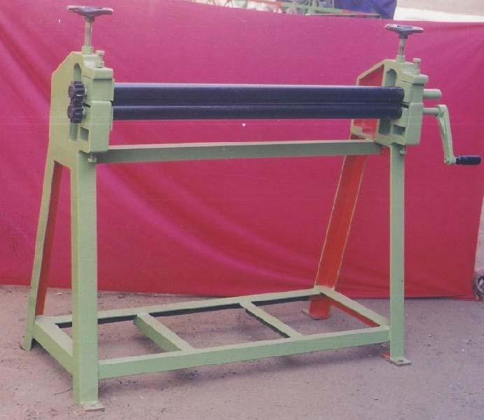 Manual Plate Roller