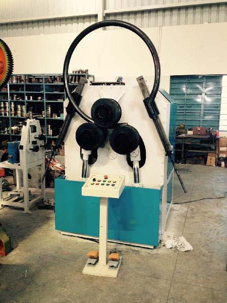 Pipe Bending Machine 02