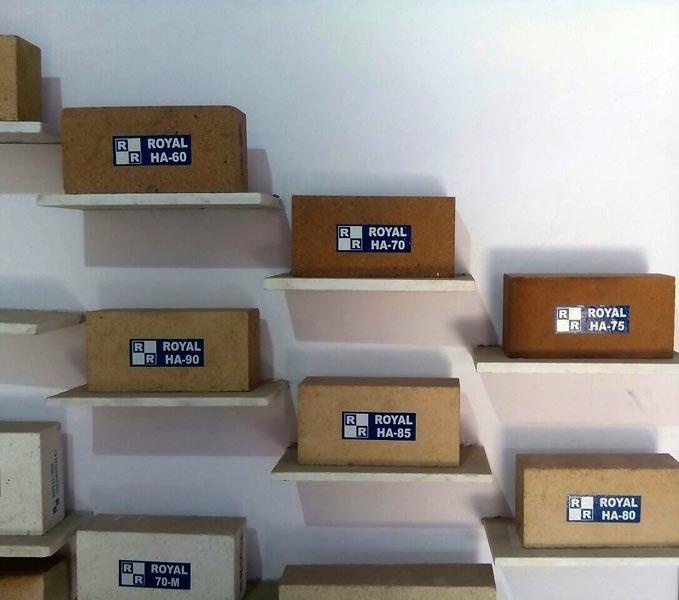 Refractory Alumina Fire Bricks
