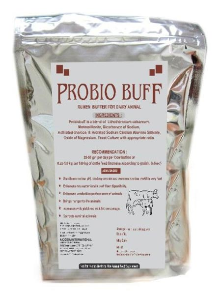 Cattle Feed Supplement (Probiobuff)