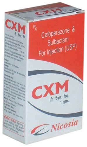 CXM Anti Infection Injection