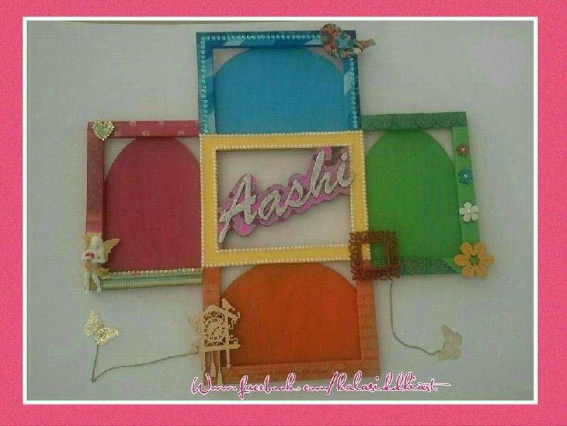 Handcrafted Photo Frames 02