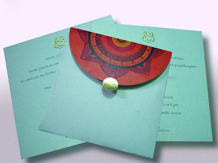 designer wedding card 02