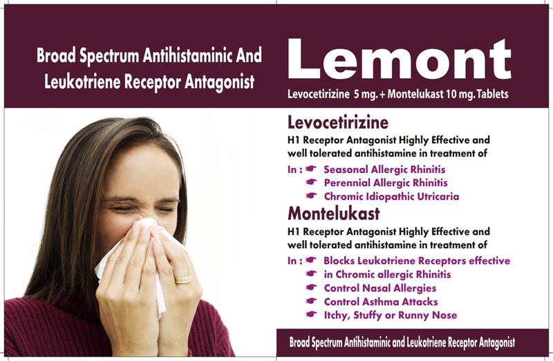 Lemont Tablets