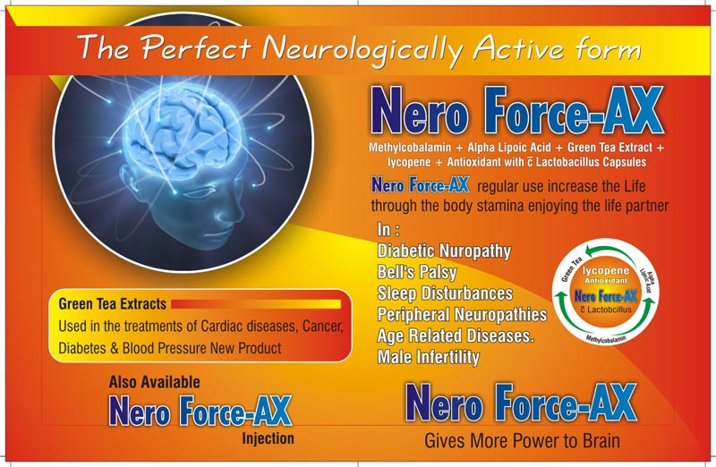 Nero Force-AX Capsules