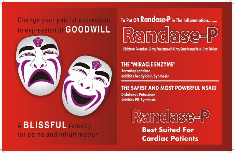 Randase-P Tablets