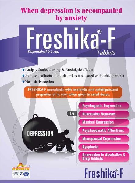 Freshika Tablets