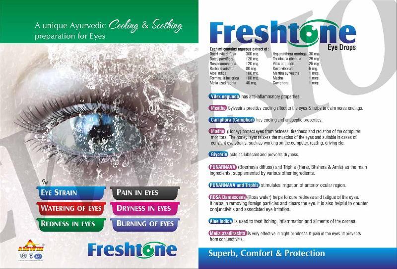 Freshtone Eye Drops