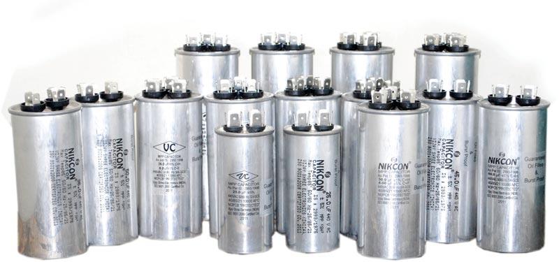 Dual Capacitors