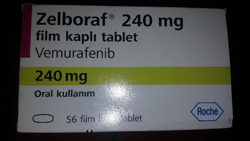Zelboraf Tablets