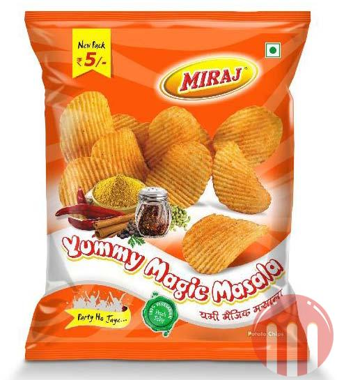 Yummy Magic Masala Wafers