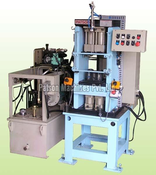 Hydraulic Press Assembly Machine