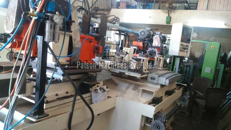 Special Purpose Drilling & Tapping Machine (977)