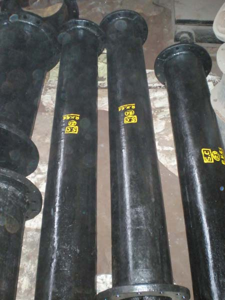 CI Double Flanged Pipe
